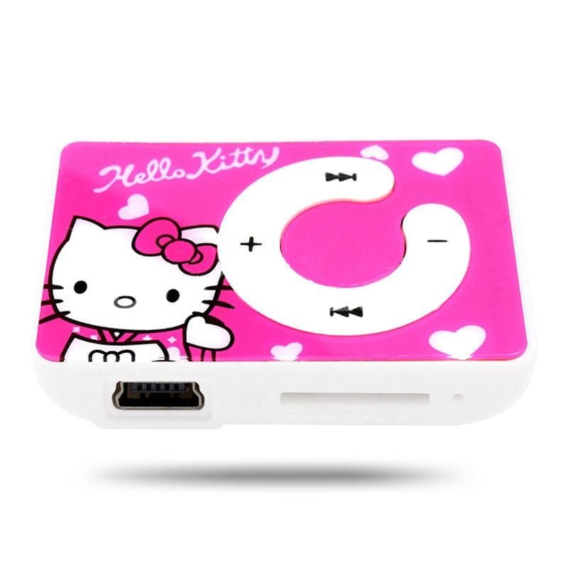 Glylezee-2016-Fashion-Cartoon-Hello-Kitty-MP3-Music-Player-Clip-MP3-Player-with-TF-Card-Slot-min